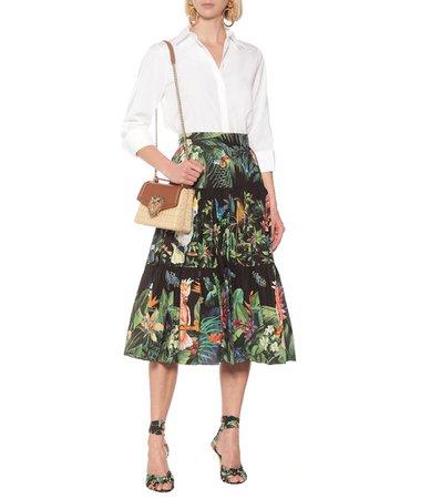 Devotion Raffia Shoulder Bag   Dolce & Gabbana - Mytheresa