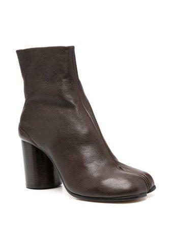 Maison Margiela Tabi 80 Ankle Boots - Farfetch