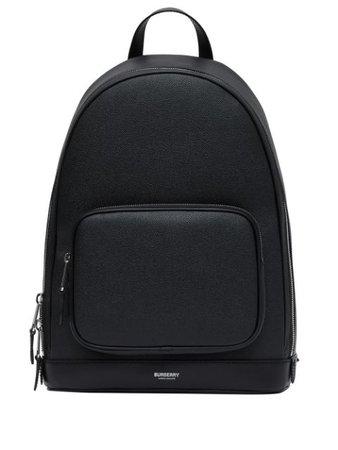 Burberry Grainy Logo Backpack - Farfetch