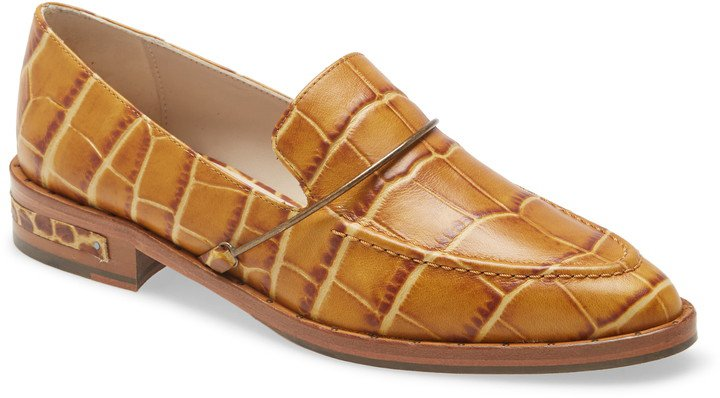 Almond Toe Loafer