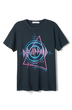 Daydreamer Def Leppard Graphic Tee | Nordstrom
