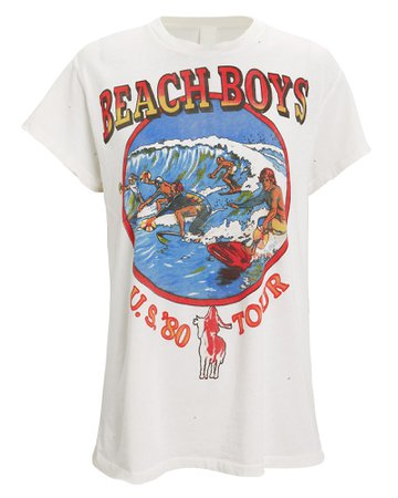 Beach Boys 80s Tour T-Shirt