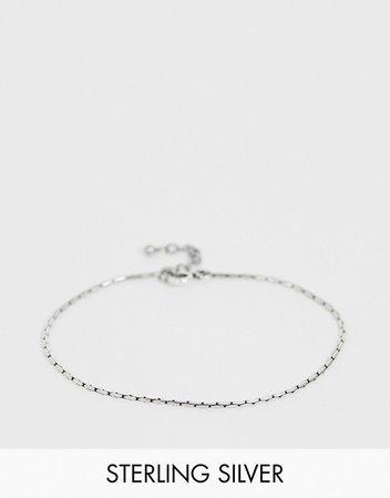 ASOS DESIGN sterling silver bracelet | ASOS