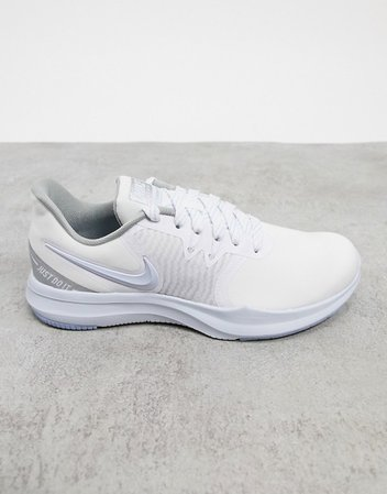 Nike Training In Season sneakers in white | ASOS