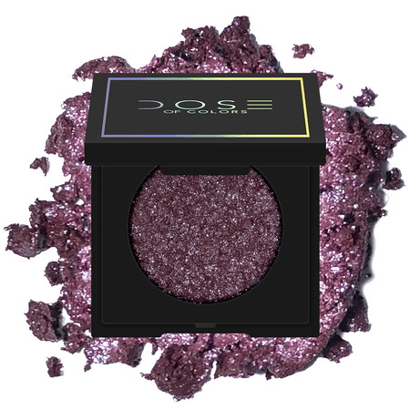 MY JAM - Purple Grape base with Lilac Reflects Eyeshadow - Dose of Colors