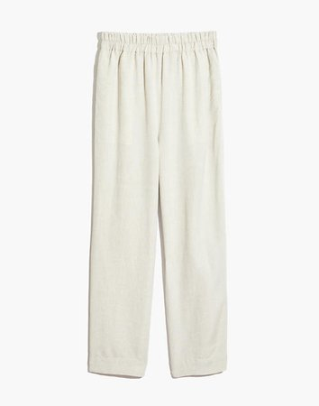 Tapered Huston Pull-On Crop Pants