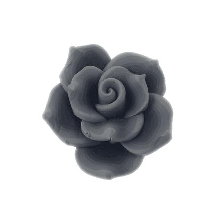 grey flower - Google Search