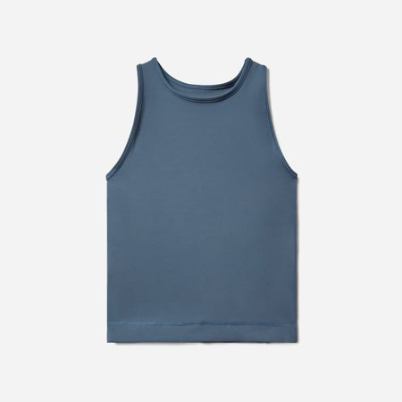 Women's Perform Tank | Everlane blue