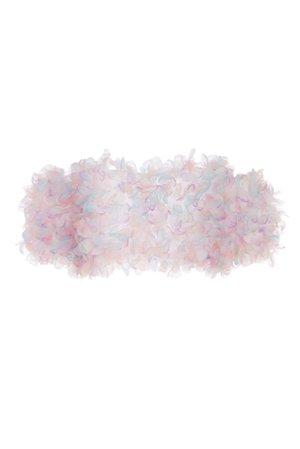 lirika matoshi pastel organza pastel top