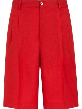 Fendi tailored Bermuda shorts - FARFETCH