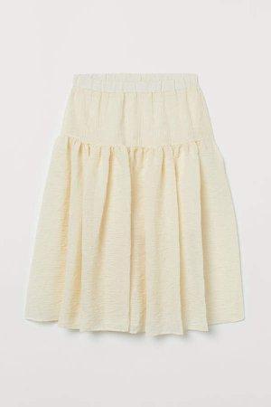 Airy Skirt - Beige