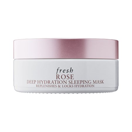 Rose Deep Hydration Sleeping Mask - Fresh   Sephora