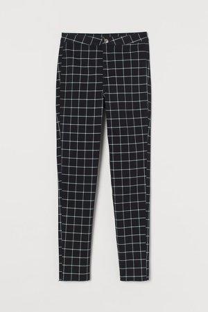 Twill Pants - Black