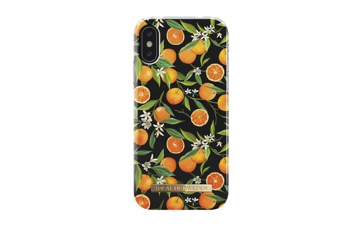 Coque iPhone X Tropical Fall - iDeal Of Sweden