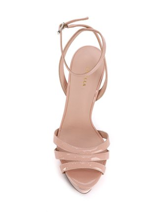 Le Silla Lola 140mm platform sandals