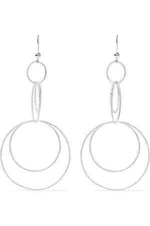 Carolina Bucci   Florentine 18-karat white gold earrings   NET-A-PORTER.COM