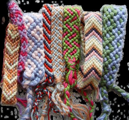 Macramé Friendship Bracelets | STITCHES Midwest Registration | The Knitting Universe