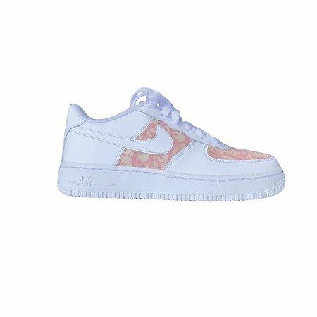 Dior x Nike Air Force