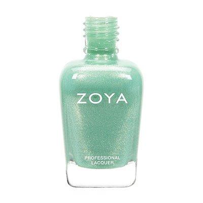 Light Green Nail Polish (by Zoya)