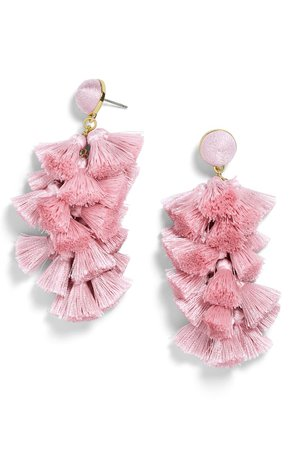 BaubleBar Contessa Tassel Earrings | Nordstrom