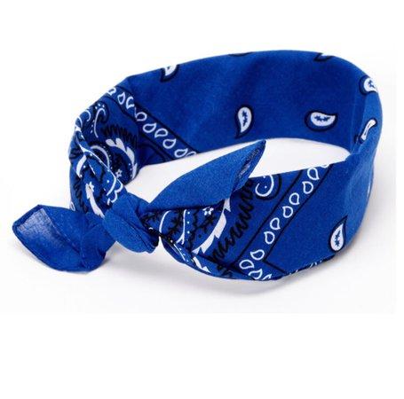 Bandanas blue