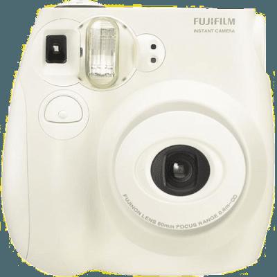 Cream Polaroid
