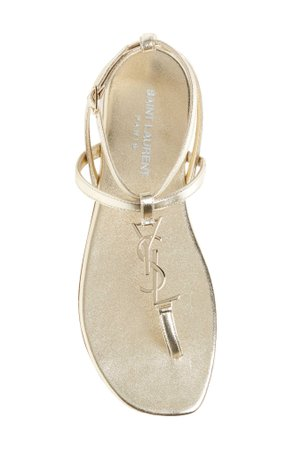 YSL sandal