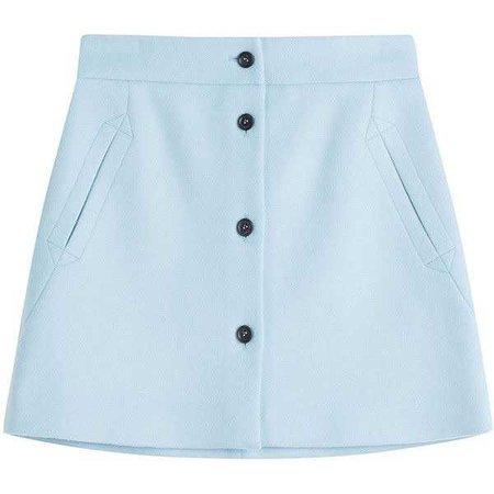 Paul & Joe Wool Mini Skirt ($195)