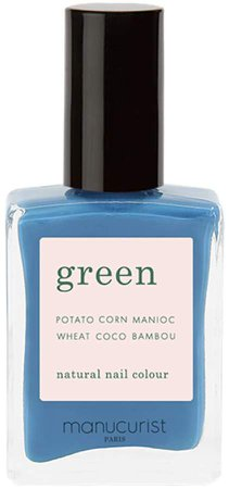 Manucurist Green Nail Lacquer - Deep Water