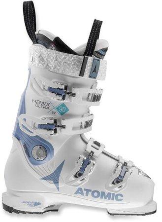 Atomic Ski Boots White