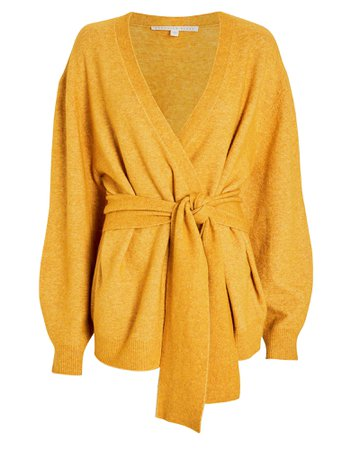 Veronica Beard | Estella Wool-Blend Cardigan | INTERMIX®