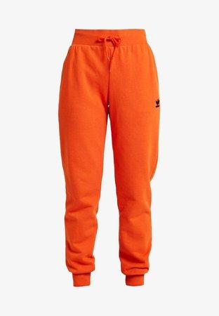 adidas Originals CUFFED PANTS - Tracksuit bottoms - craft orange - Zalando.co.uk