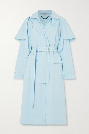 Stella McCartney   Cotton-blend twill trench coat   NET-A-PORTER.COM