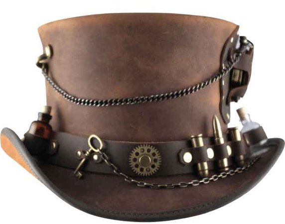 Steampunk hat