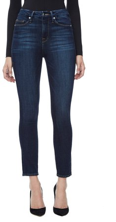 Good Legs High Waist Ankle Skinny Jeans