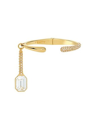 FENTY Roped In crystal-embellished Bracelet - Farfetch