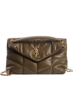 Saint Laurent Toy Loulou Puffer Quilted Leather Crossbody Bag | Nordstrom