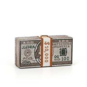 (1) Throw Some Mo Money Clutch – Shydiva Co