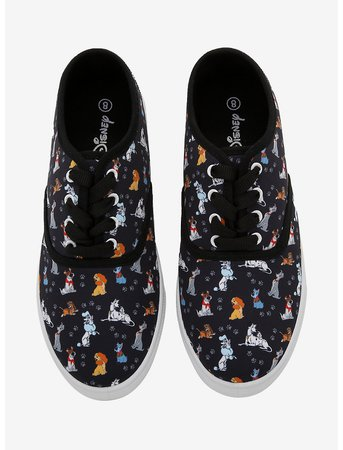 Disney Dogs Lace-Up Sneakers