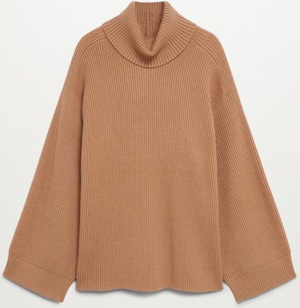 sweater. a go beige