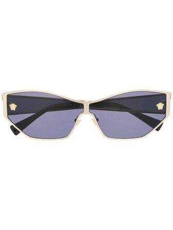 Versace Eyewear Aspis sunglasses