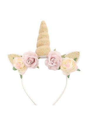 Floral Unicorn Headband | Forever 21