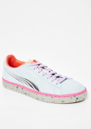PUMA x Sophia Webster Suede Candy Princess Sneakers | Dolls Kill
