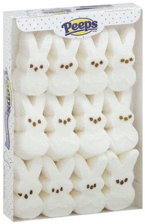 Peeps Marshmallow Bunnies - 3.375 oz, Nutrition Information | Innit