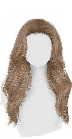 SIMS 4 HAIR PNG