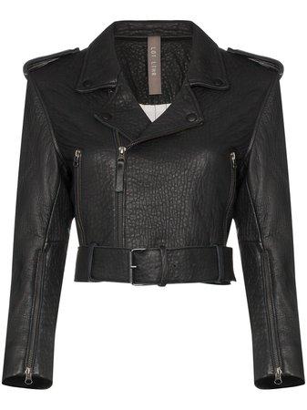 Lot Lthr Lola Leather Biker Jacket - Farfetch