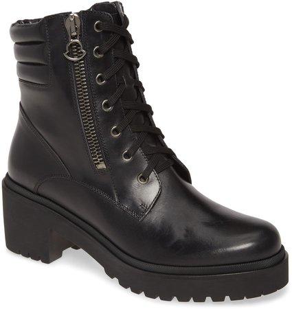 Viviane Combat Boot
