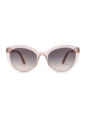 Cinema Round Acetate Sunglasses