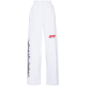 OFF-WHITE Woman Motif Track Pants
