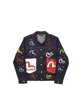Palace Denim Jacket